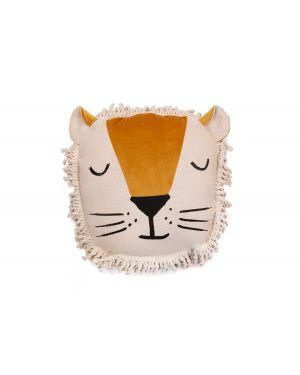 Nobodinoz - Lion cushion