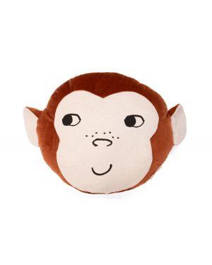 Nobodinoz - Monkey cushion