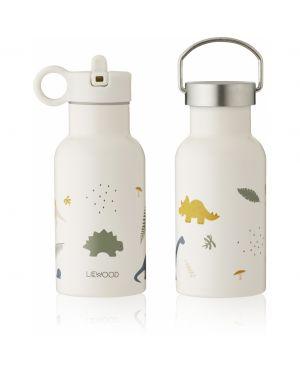 Liewood - Anker water bottle - Dino Mix