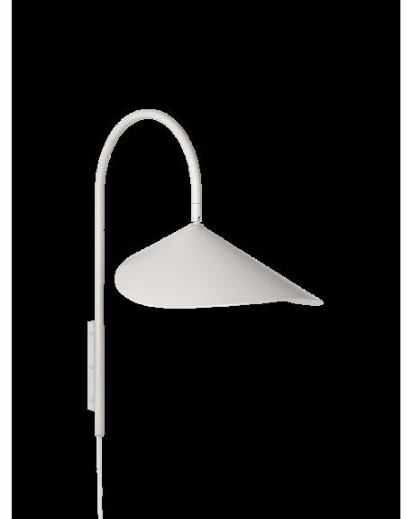 Ferm LIVING - Arum Wall Lamp - Cashmere