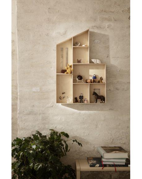 Ferm Living - Miniature Funkis House - Shelf
