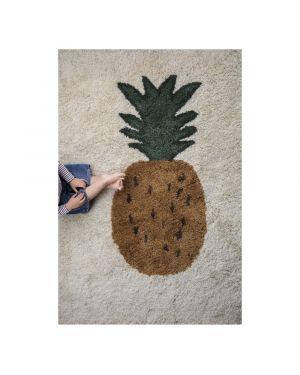 FERM LIVING KIDS - Tapis Tapis Fruiticana - Pineapple - 120 x 180 cm