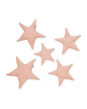 CAM CAM COPENHAGEN - Decoration murale 5 Stars – Rose