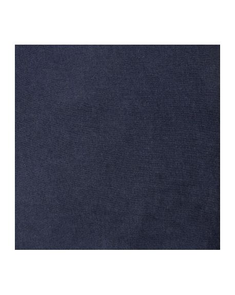 JACK N'A QU'UN OEIL - ZIA Fitted Sheet - 90x200 cm - Black Blue