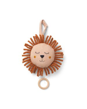 FERM LIVING KIDS - Mobile Musical Lion - Rose