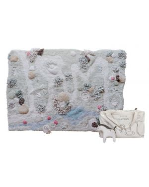 LORENA CANALS - Coton rug Path of Nature - 120 X 160 cm