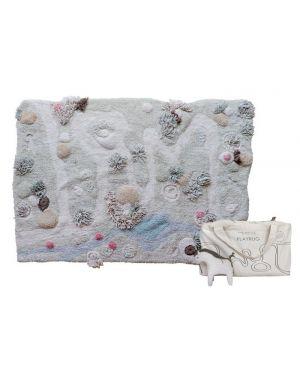 LORENA CANALS - Tapis coton lavable Pine Forest - 140 x 200 cm
