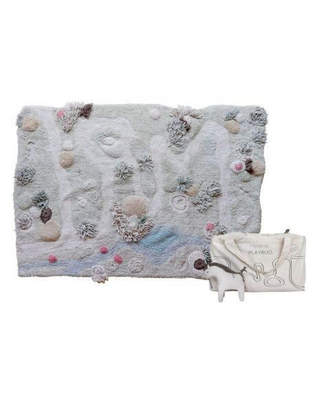LORENA CANALS - Coton rug Pine Forest - 140 X 200 cm