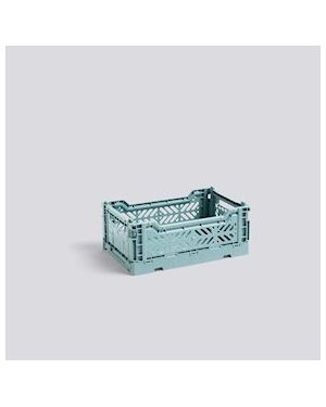 HAY - Cagette pliable - Moyenne - Sarcelle - Bleu vert