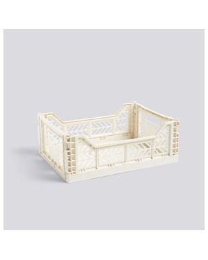 HAY- Crate M - Off White