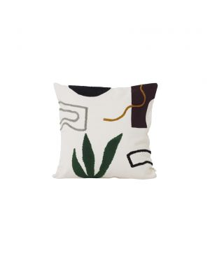 FERM LIVING - Coussin - Mirage Cushion - Cacti