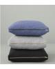 Ferm LIVING - Quilt Cushion - Light Grey