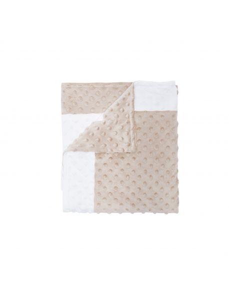 Elva Senses - Baby Dune / Grey & White Sensory Bubble Blanket