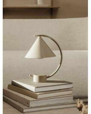 Ferm LIVING - Meridian Lamp - Cashmere