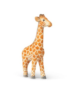 FERM LIVING KIDS - Animal Hand-Carved - Giraffe
