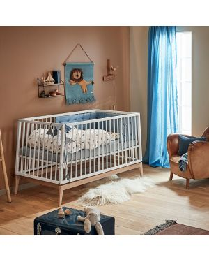 LEANDER - Matelas de lit bébé 140 - Luna COMFORT+7