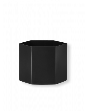 FERM LIVING - Hexagon Pot - Extra Large - Rose
