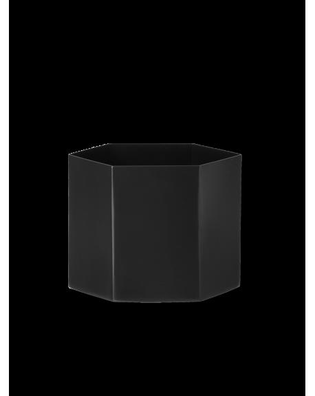 FERM LIVING - Pot Hexagon - Rose - Extra Large