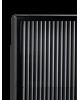 FERM LIVING - Haze Wall Cabinet - Wired glass
