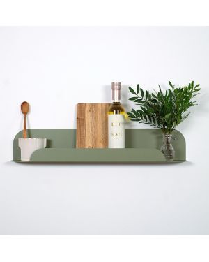 Jungle by jungle - Wall Shelf - Black