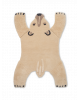 FERM LIVING KIDS - Tapis - Ours Polaire