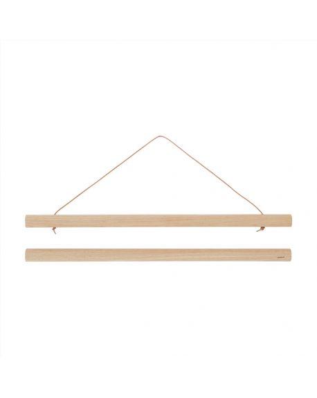 OYOY - Cadre en bois - 50 x 70 cm - NATURE