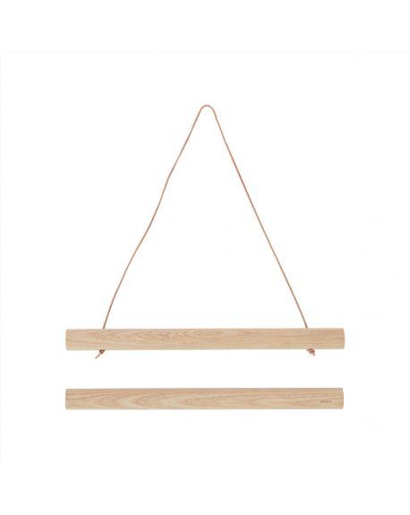 OYOY - Cadre en bois - A3 (29,7 X 42 cm) - NATURE