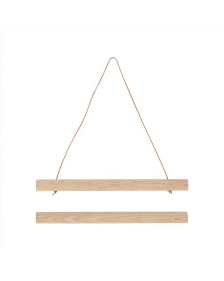 Oyoy - Wooden poster frame - A3 (29,7 X 42 cm) - NATURE