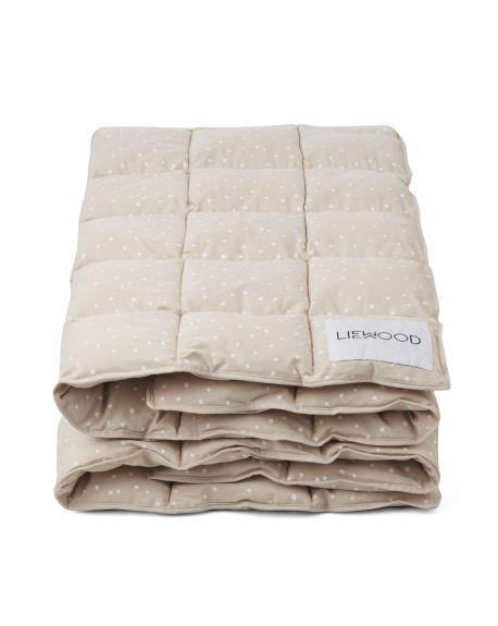 Liewood - Jalle Kapok Duvet Junior 100 x 140 cm - Confetti Sandy