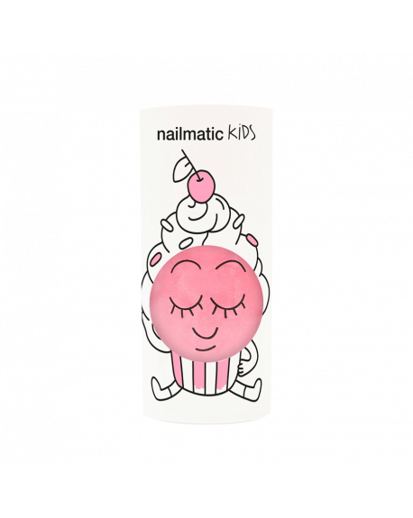 Nailmatic - Vernis à ongle à l'eau - Cookie rose