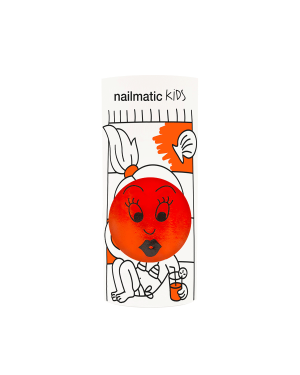 Nailmatic - Dori - Orange Nail Polish