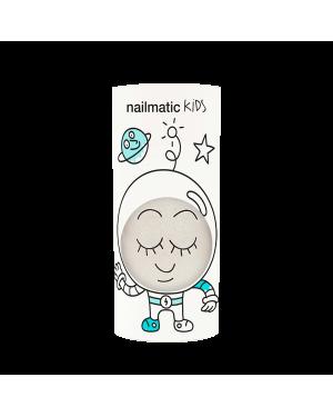 Nailmatic - Super - White Glitter Nail Polish