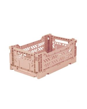 HAY - Cagette pliable - Moyenne - Rose