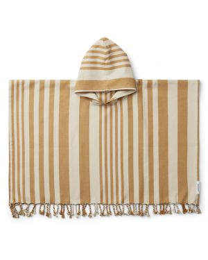 Liewood - Roomie poncho - Mustard/sandy - 1 to 2 Y