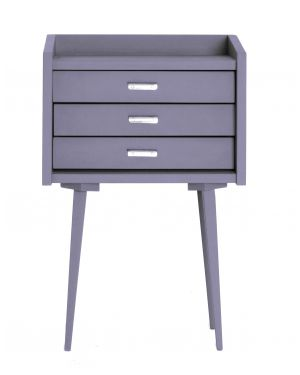 LAURETTE - CHEVET DES SECRETS Design bedside table