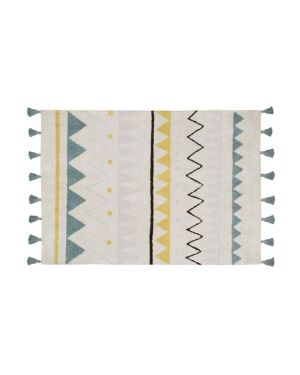LORENA CANALS - Tapis Lavable Azteca - 120 x 160 cm