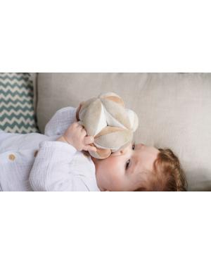 Elva Senses - Balle Montessori - Dune Nougat