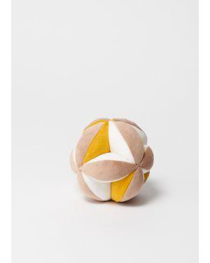 Elva Senses - Balle Montessori - Nougat Moutarde