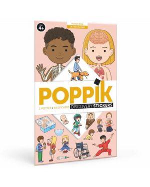 Poppik - Poster Géant Animaux des Océans