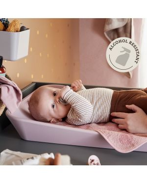 LEANDER - Topper for changing mat MATY - many colors available