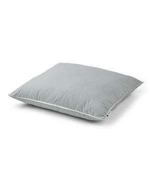 Liewood - Leslie adult pillow print - 65 x 60 cm - Stripe: Sea blue/creme de la creme