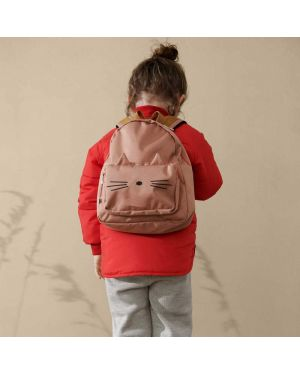 Liewood - Allan backpack - Cat tuscany rose