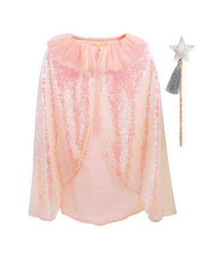 Meri Meri - Iridescent Sequin Cape Costume
