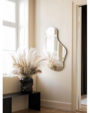 Ferm LIVING - Pond Mirror - Large - Brass