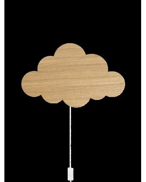 FERM LIVING KIDS - Cloud Lamp - Oiled Oak