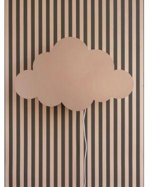 FERM LIVING KIDS - Cloud Lamp - Dusty Rose