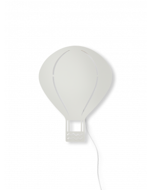 Ferm LIVING KIDS - Air Balloon Lamp - Grey