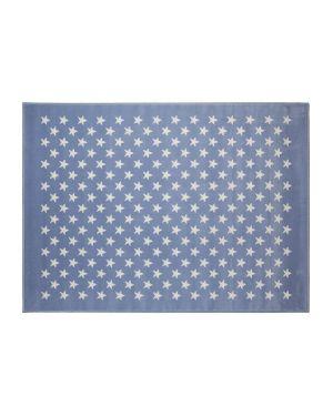 LORENA CANALS - PETITES ETOILES - Tapis acrylique Bleu clair