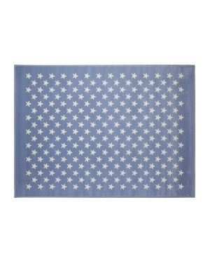 LORENA CANALS - LITTLE STARS Rug in Acrylic - Light Blue