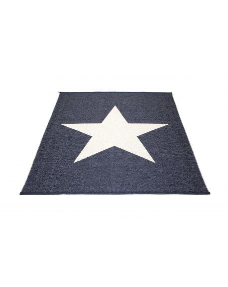PAPPELINA - VIGGO STAR 180 x 230 cm - Tapis en plastique 4 couleurs disponibles